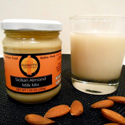 Sicilian Almond Milk Mix