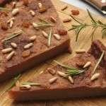 giannetti artisans chestnut pie recipe castagnaccio