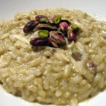 Giannetti Artisans Chicken Risotto and Sicilian Pistachio Pesto Recipe