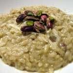 Giannetti Artisans Chicken Risotto and Sicilian Pistachio Pesto Recipe