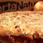 Giannetti Artisans Apple Cinnamon Spelt Flour Cake