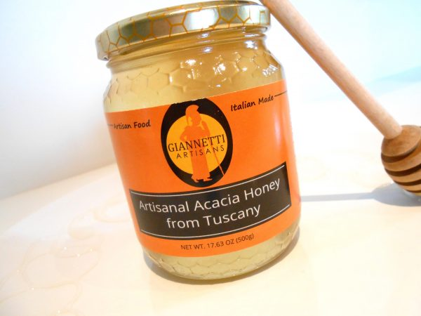Artisanal Italian Acacia Honey