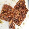 Sicilian Pistachio Brittle