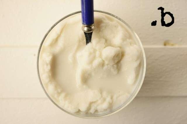 Sicilian Almond Slurpee Granita Recipe