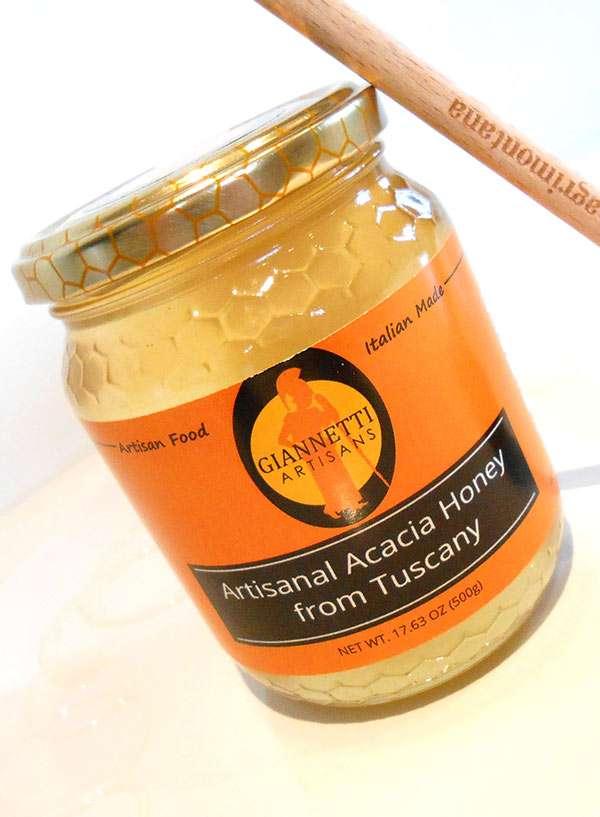 Giannetti Artisans Tuscan Acacia Honey
