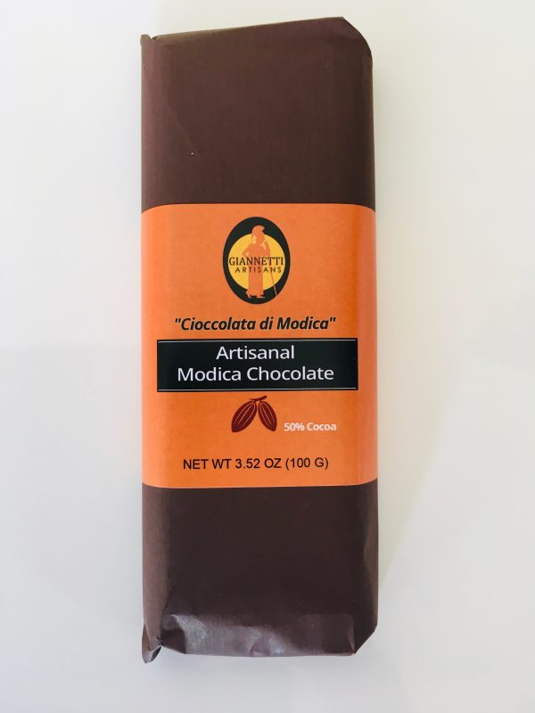 Modica Chocolate Classic Flavor
