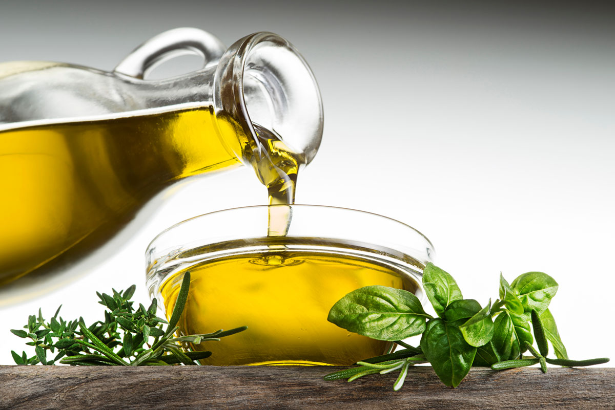 Extra Virgin Olive Oil is the Safest Cooking Oil